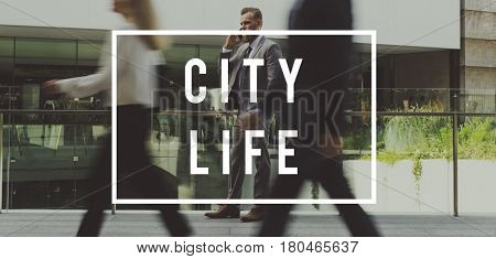 City Life Business District Downtown Community Society