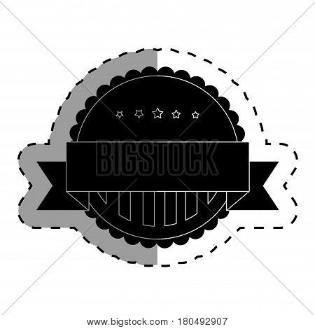 united states of america emblem vector illustration design