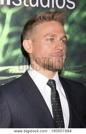 LOS ANGELES - APR 5:  Charlie Hunnam at the