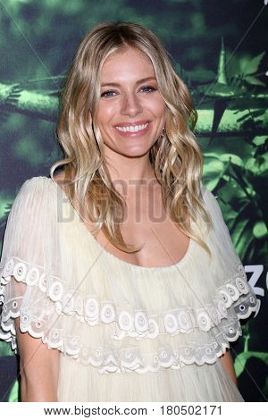 LOS ANGELES - APR 5:  Sienna Miller at the