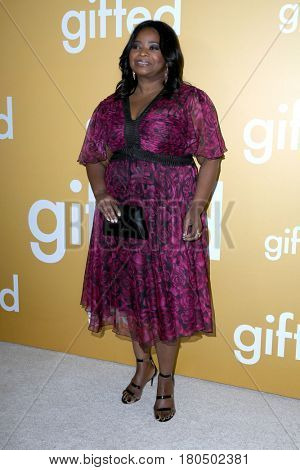 LOS ANGELES - APR 4:  Octavia Spencer at the