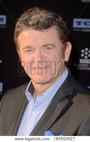 LOS ANGELES - APR 6:  John Michael Higgins at the 2017 TCM Classic Film Festival Opening Night Red Carpet at the TCL Chinese Theater IMAX on April 6, 2017 in Los Angeles, CA