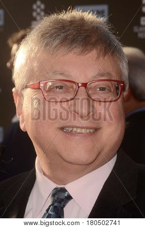 LOS ANGELES - APR 6:  Michael Uslan at the 2017 TCM Classic Film Festival Opening Night Red Carpet at the TCL Chinese Theater IMAX on April 6, 2017 in Los Angeles, CA