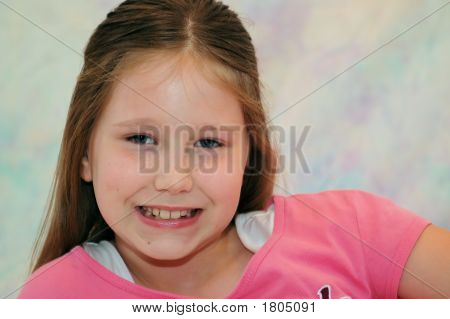Portrait Of A Young Girl 11