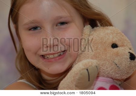 Portrait Of A Young Girl 8