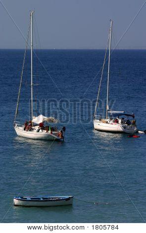 Boating In The Mediterranean