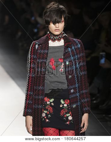 Desigual - Fall 2017 Collection