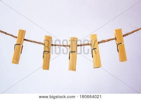 Wood Clip.