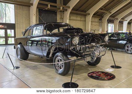 Chevrolet Bel Air On Display