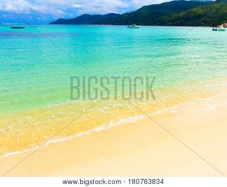 Tranquility Landscape Sea
