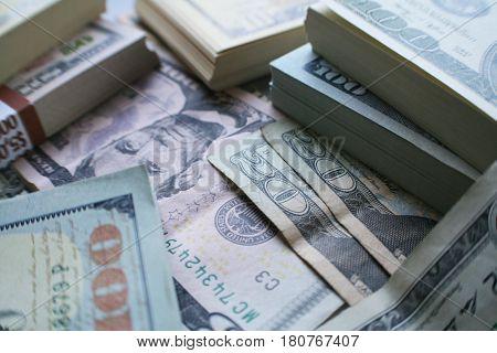 Money ( 10k Bundles Close Up )  High Quality