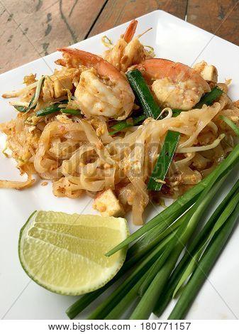 Thai Fried Noodles