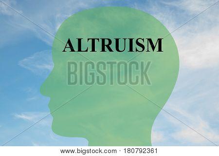 Altruism - Mental Concept