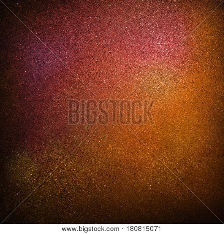 abstract smooth red to orange gradient background
