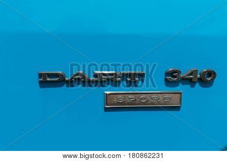 Dodge Dart 340 Sport On Display