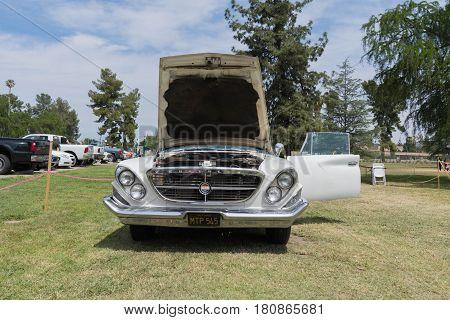 Chrysler 300G On Display