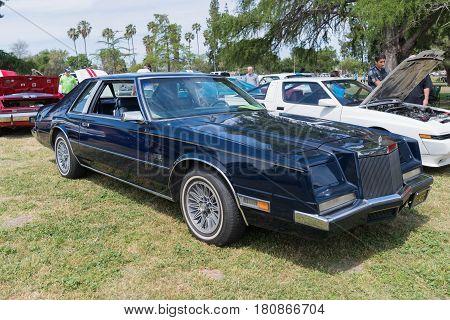 Chrysler Imperial On Display