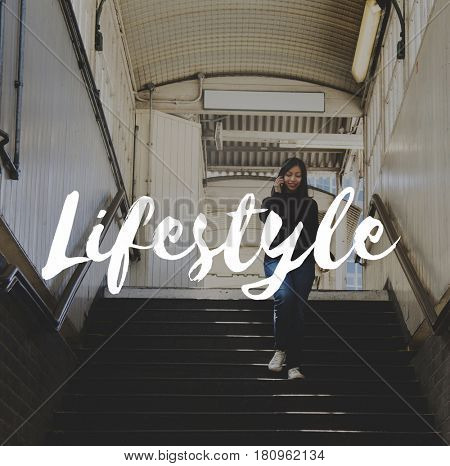 Lifestyle active hobby interests life