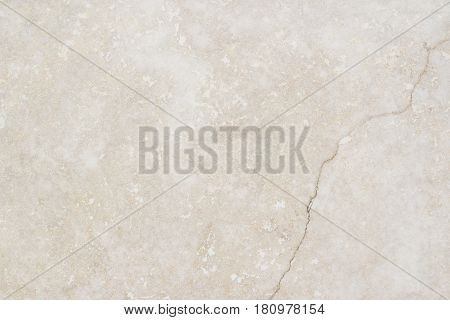 Beautiful high quality natural marble with crack. Ancient patterned marble background.