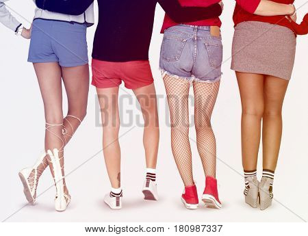 Fashion Trends Style Teenager Girl Glamour