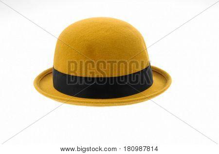 hat for women-white background