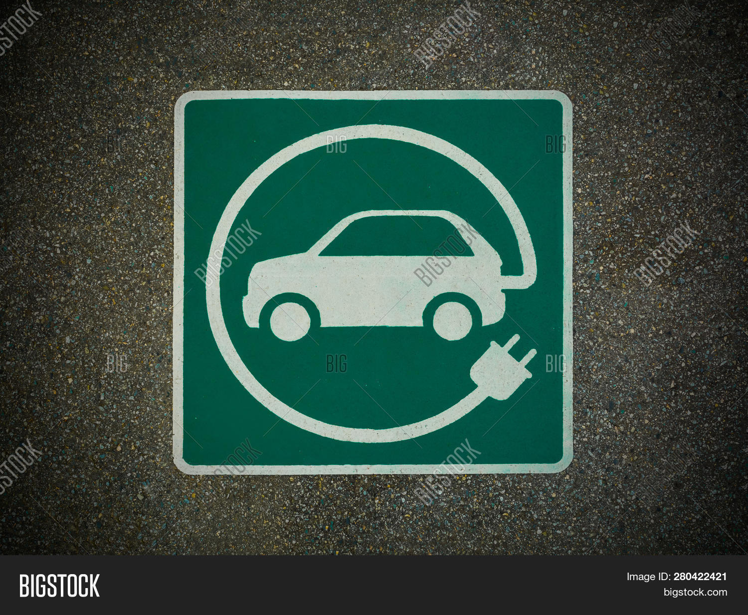 Ev - Electric Vehicle Image & Photo (Free Trial) | Bigstock