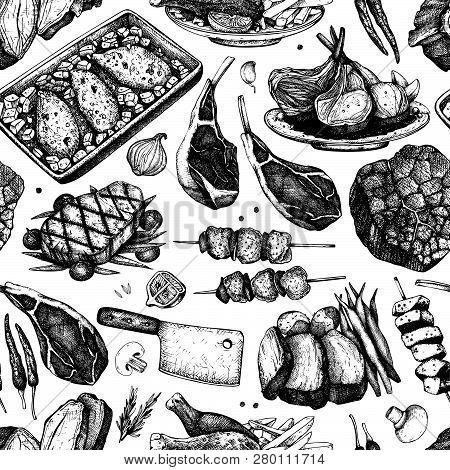 Meat Pattern 1