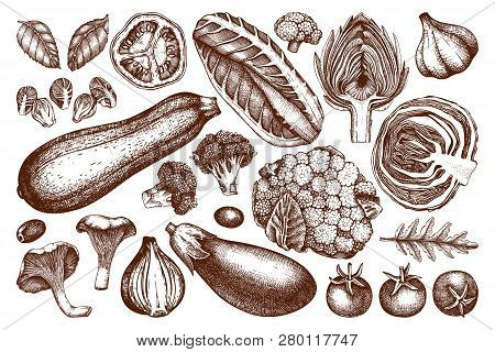 Vegetables Set 1