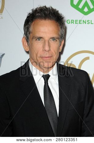 Ben Stiller at the 30th Annual Producers Guild Awards held at the Beverly Hilton Hotel in Beverly Hills, USA on January 19, 2019.