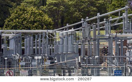 Elektrische onderstation