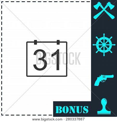 Calendar Days Icon.31 Calendar Days Icon Vector Photo Free Trial Bigstock