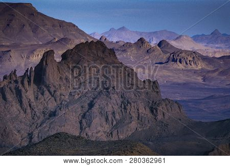 Algeria, Tassili N'ajjer National Park - Africa