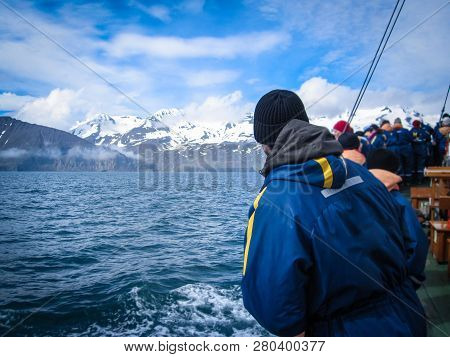 Eco-tourism And Eco-friendly Eco-friendly Whale Watching Tour In Iceland