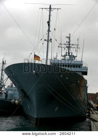 German Navy Ship
