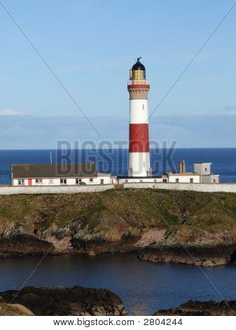 Lighthouse Portrait