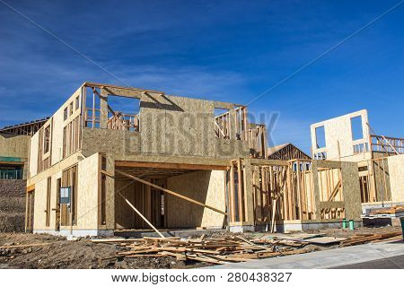 Brand New Construction Of Single Family Homes