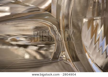 Metallic Abstract 1