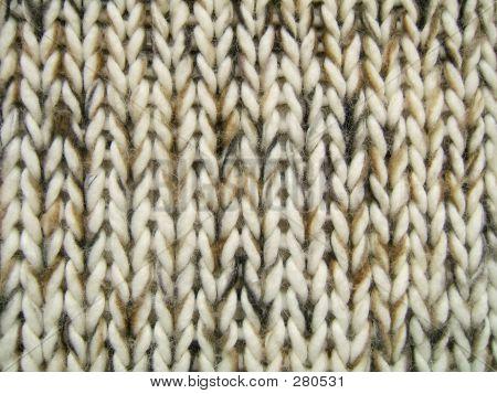 Wool Surface Macro
