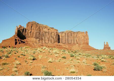 Stagecoach butte