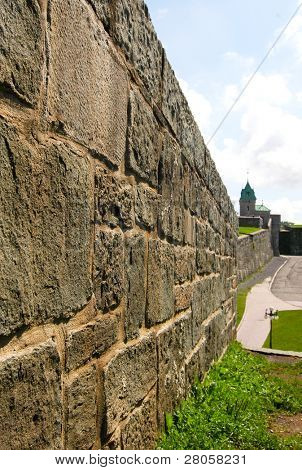 Fortifications of Quebec City