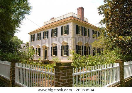 Tryon Palace house