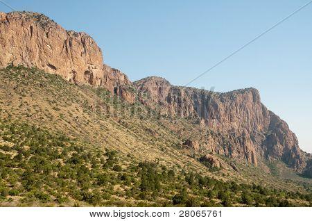 Chisos Mountains