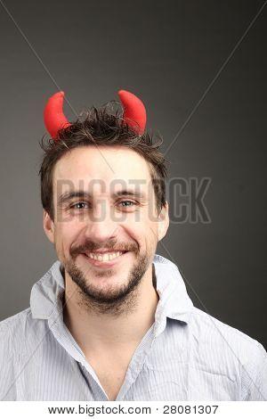 happy devil