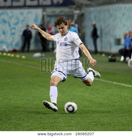 MOSCOW - MAY 5: The championship of Russia on football: