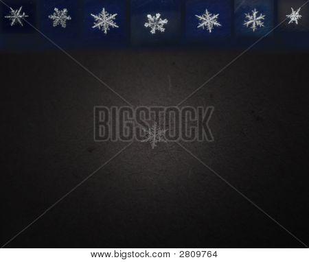 Snowflake Header & Background