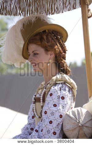 Renaissance Pleasure Faire - The Queen