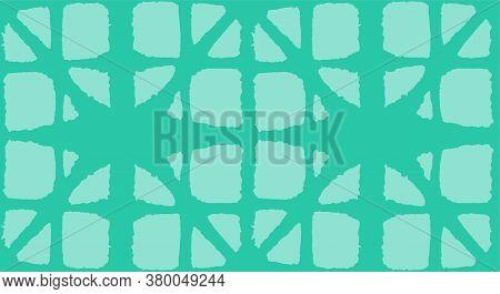 Japanese Tie Dye Seamless Pattern. Geometric Bohemian Asian Tie Dye Design. Bohemian Kimono Fabric.