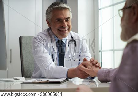 Friendly And Well-trained Medical Staff Is At Your Service