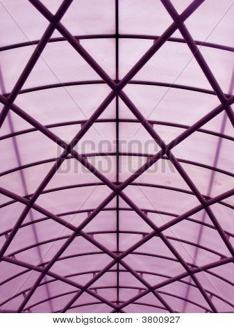 Geometric Roof Structure
