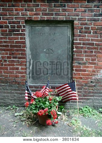 Grave Of Robert Paine
